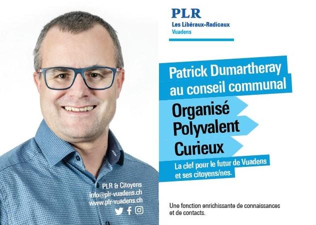 Dumartheray Patrick
