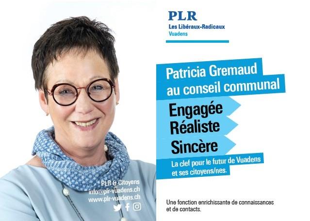 Gremaud Patricia