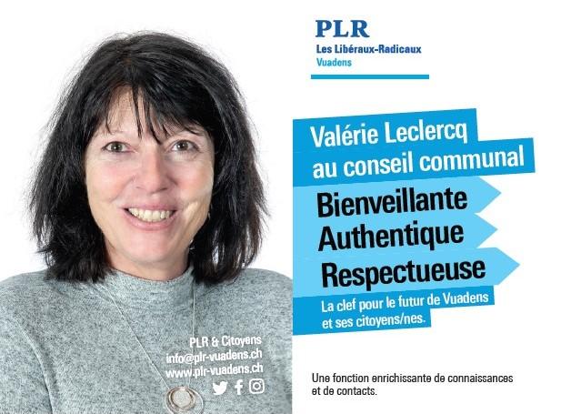 Leclercq Valérie